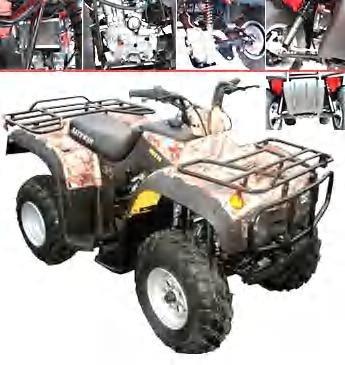 Type ATV Model 250-II 4 Stroke