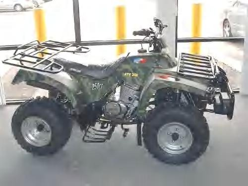 250SP ATV Model 4 stroke