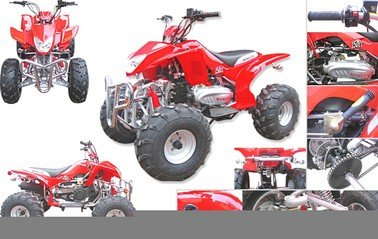 149.60 Displacement ATV-17 150cc
