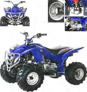 shaft driven ATV-31 4 stroke 200cc