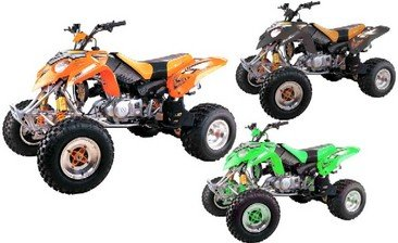 300cc 4 stroke ATV-61