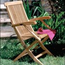 Finest Folding Classic  Armchair