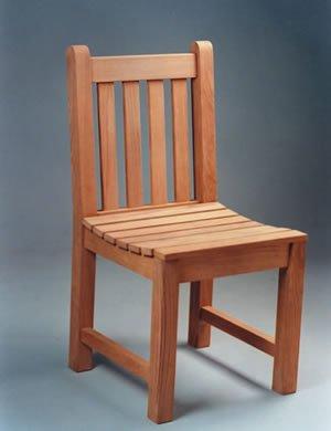 Dining Chair Teak