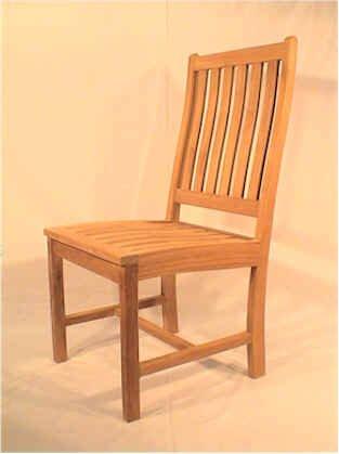 Side Chair Teak