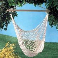 Cotton Net Hammock Chair