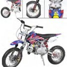 16S-110CC Dirt Bike