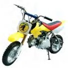 18-Dirt bike -70 cc