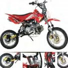 RDS-125X Dirt Bike-125cc