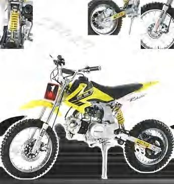 stroke 4 DB-21 -125cc