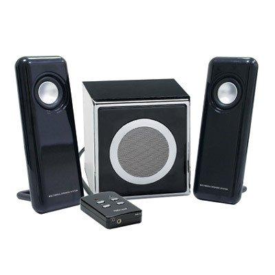 Bluetooth Class 2 Multimedia 2.1 Speakers