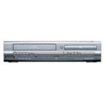 Combination Dvd-Vcr Player