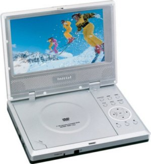 Initial Portable Dvd Player