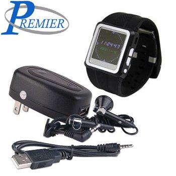 Digital Wrist Watch MP4