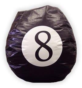 Bean Bag 8 Ball