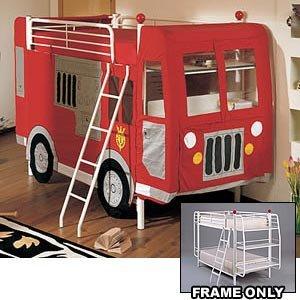 Truck Fire Bunkbed
