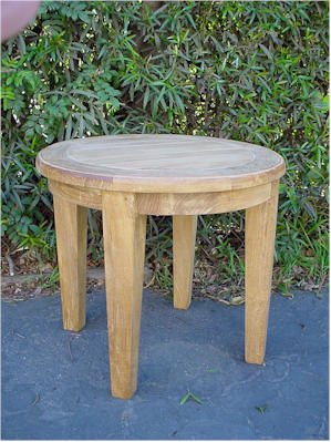 20in Round Side Table
