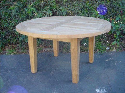35in Round Coffee Table
