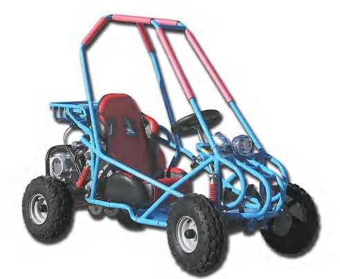 Seat Go Kart