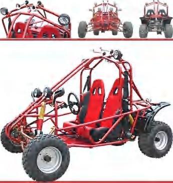 KTX-150A  Go Cart