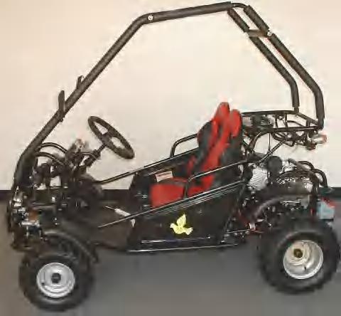 Kart Model 110