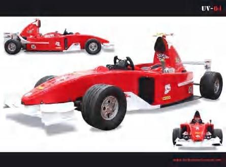 SC 4-wheel UV-04 4 stroke