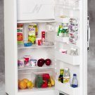 Single Door 10.5 Cu Ft Refrigerator-Freezer