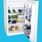 Auto Defrost 4.2 Cu Ft Refrigerator-Freezer