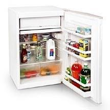 Push-Button Defrost 5.8 Cu Ft. Refrigerator-Freezer