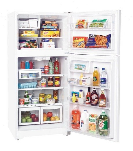 Top Mount Refrigerator 18.2 Cu. Ft.