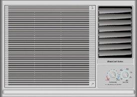 Cool - 15,000 BTU Heat 9.0 EER AC