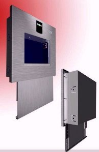 Biometric Wall Vault