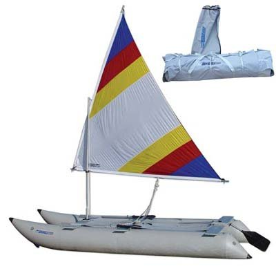 Catamaran 14 Foot Sail Cat Deluxe Package
