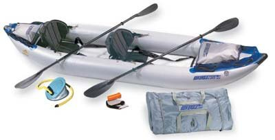380X Deluxe Kayak Package