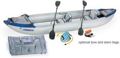 420X  Kayak Deluxe Package