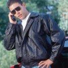 Italian Mosaic Leather Jacket