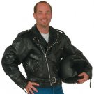Diamond Plate Motorcycle Jacket