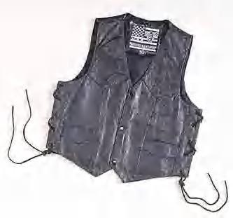 vest kids w-side laces