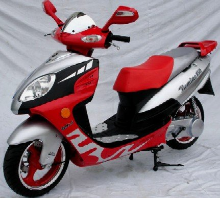 BM-Bemine-150 150cc Scooter