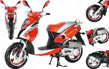 Bahama-150 MC-07-150  Motorcycle