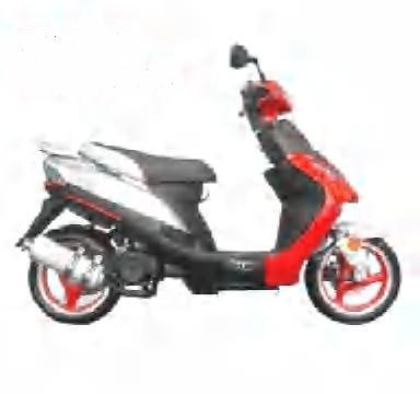 twin stroke Scooter MC-10 -50
