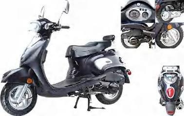 150cc MC-17- Scooter