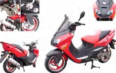 Jamaica-150 MC-46-150  Motorcycle