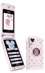 Mobile Mickey Mouse M900 Cell Phone