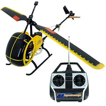 Helicopter Radio Control