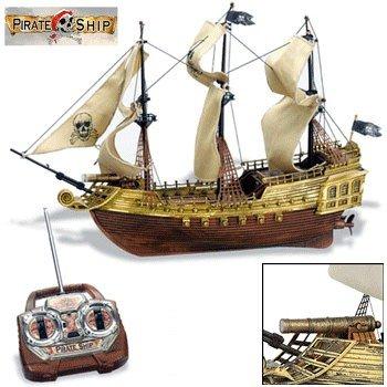Pirate Ship Silverlit r-c