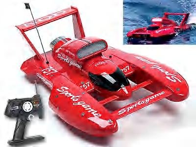 Boat Speed Storm Remote Control