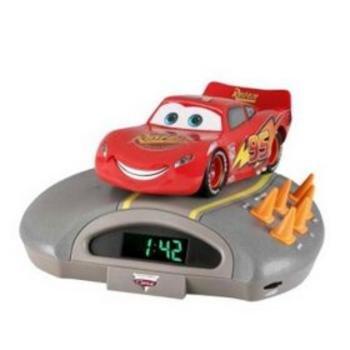 Clock Alarm Radio McQueen