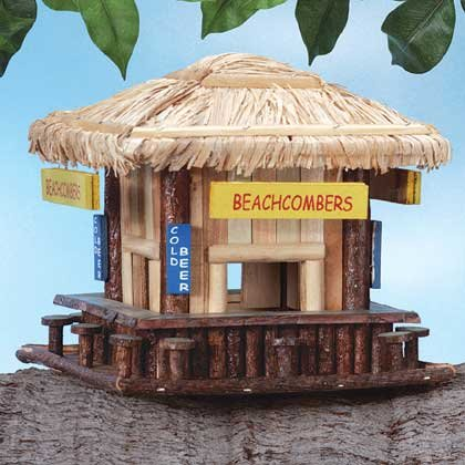 Beachcombers Bird House