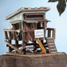 Beach Bungalow Bird House