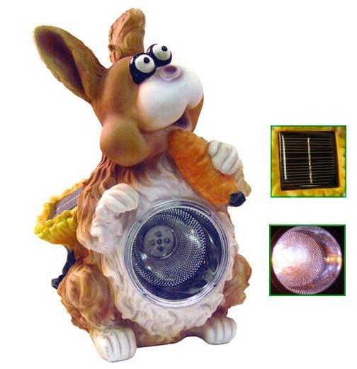 Bunny Solar Spotlight